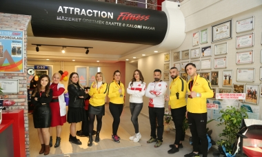 Attraction Fitness yenilendi