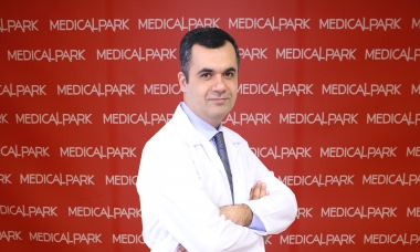 Mesut Gül Medical Park'ta