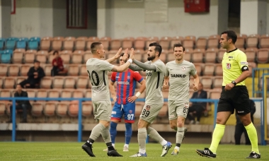 Gazişehir Play-Off biletini aldı 6-1